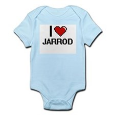 I Love Jarrod Body Suit