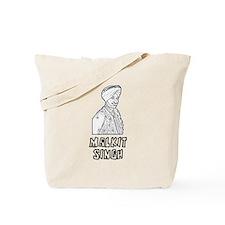Malkit Singh - Tote Bag