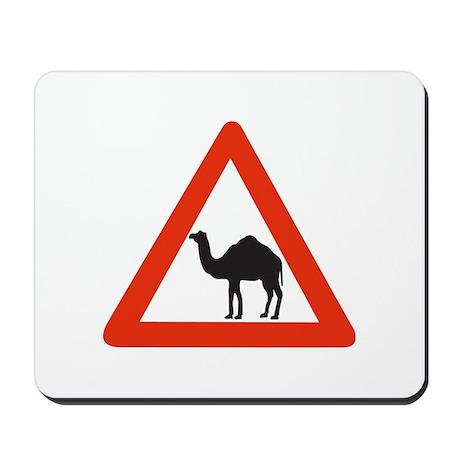 Danger Camels - UAE Mousepad