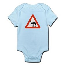 Danger Camels - UAE Infant Bodysuit