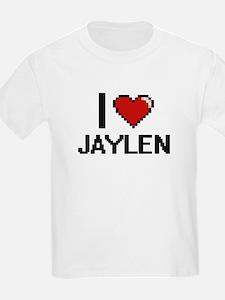 I Love Jaylen T-Shirt