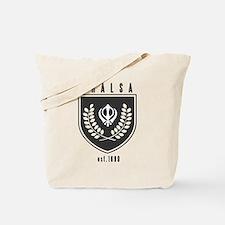 KHALSA est. 1699 - Tote Bag