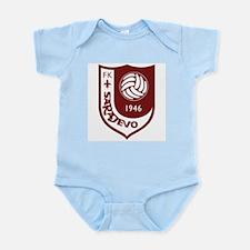 Unique Balkans Infant Bodysuit