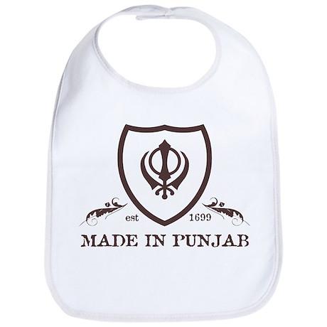 Made in Punjab. Bib