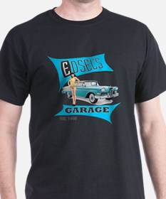 Edsel's Garage, Established 1958 in light T-Shirt