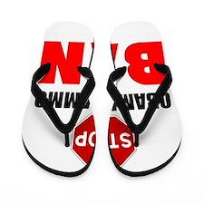 Stop Obamas Ammo Ban Flip Flops