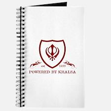 Powered by KHALSA - Journal