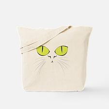 Cat's Face Tote Bag
