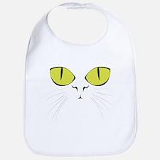 Cat's Face Bib