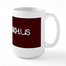 PROUDSIKH.us Mug