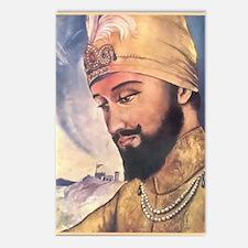 Guru Gobind Singh Postcards