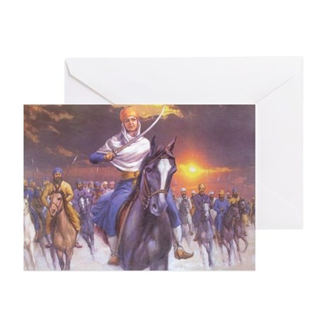 Sikh Greeting Cards (Pk of 10)