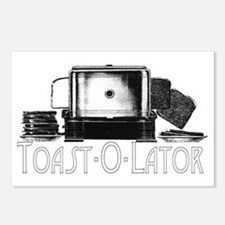 Toast-O-Lator Postcards (Package of 8)