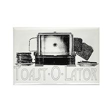 Toast-O-Lator Rectangle Magnet