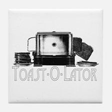 Toast-O-Lator Tile Coaster
