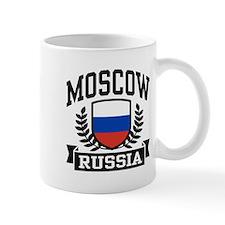 Moscow Russia Mug