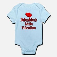 Babushkas Little Valentine Body Suit
