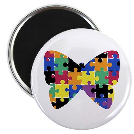 Autsim Butterfly - Magnet