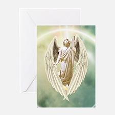 Angel Gabriel Greeting Cards