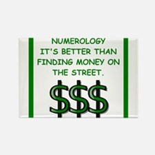 numerology Magnets