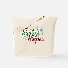 Santas Helper-01 Tote Bag
