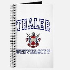THALER University Journal