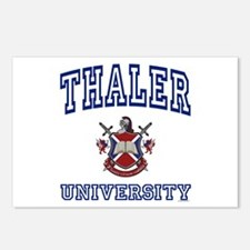 THALER University Postcards (Package of 8)