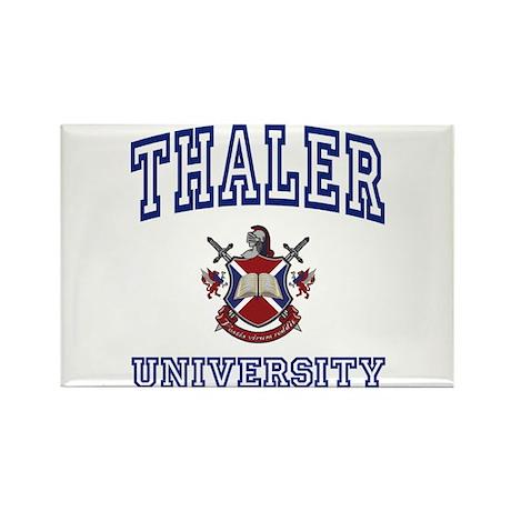 THALER University Rectangle Magnet (100 pack)