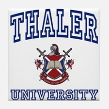 THALER University Tile Coaster