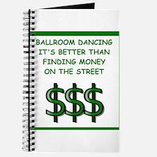 ballroom Journal