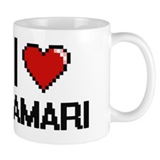 Cute I love kamari Mug