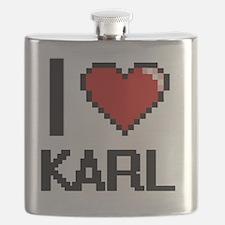 Unique Karl Flask