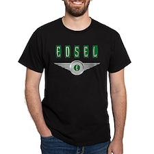The Flying Edsel Bullseye in Green T-Shirt
