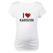 I Love Karson Shirt