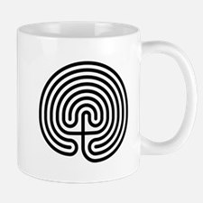 Magically Appearing Labyrinth Mugs