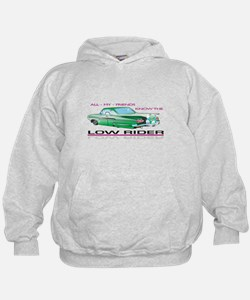 KNOW THE LOW RIDER Hoodie