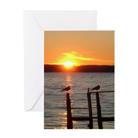 See the Light Recovery Greeting Card