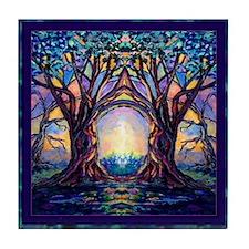 TREE SPIRIT Tile Coaster