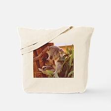 Koala Bear Love Tote Bag