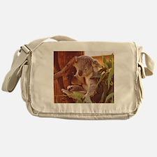 Koala Bear Love Messenger Bag