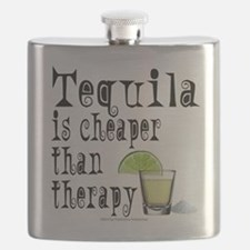 Cute Bar humor Flask