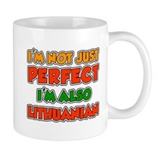 Not Just Perfect Lithuanian Mugs