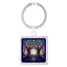 TREE SPIRIT Keychains