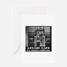 Atomic Cafe Greeting Cards