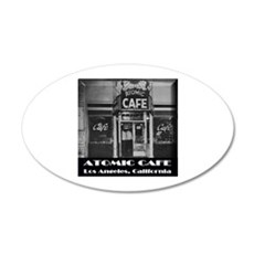 Atomic Cafe Wall Decal