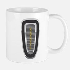 The Edsel Horsecollar Logo Mugs