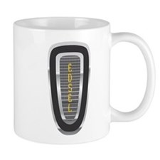 The Edsel Horsecollar Logo Mugs