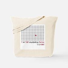 1 in 150 - Tote Bag