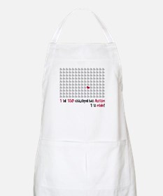 1 in 150 - BBQ Apron