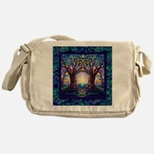 TREE SPIRIT Messenger Bag
